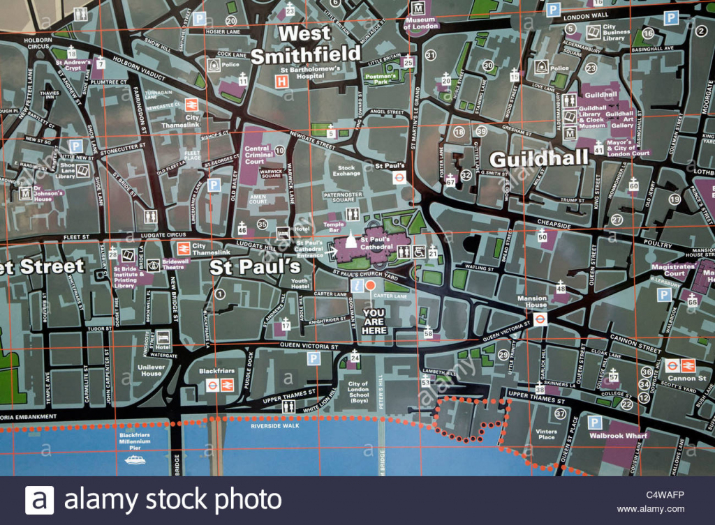 Street Map Stock Photos & Street Map Stock Images - Alamy throughout Printable Street Map Of Harrogate Town Centre
