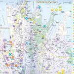 Sydney Maps – Top Tourist Attractions – Free, Printable City Street Map in Printable Map Of Sydney Suburbs