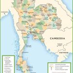 Thailand Maps | Maps Of Thailand With Printable Map Of Thailand