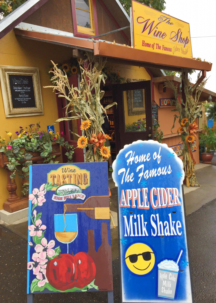 The Best Fall Treats And Activities In Apple Hill, California - A throughout Apple Hill Printable Map