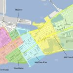 The Neighborhoods Of Key West | Historic Key West Vacation Rentals With Printable Street Map Of Key West Fl