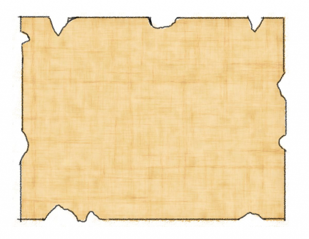 Treasure Maps To Make | Treasure Map Template | Summer Camp Ideas intended for Printable Scavenger Hunt Map