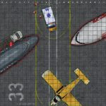 Two Printable Maps   1) Airport And 2) Gaming Convention Re Skin With Regard To Printable Heroclix Maps