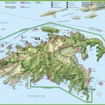 U.s. Virgin Islands Maps | Maps Of United States Virgin Islands In Printable Map Of St John Usvi