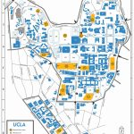 Ucla Campus Map   Kontempoart Regarding Uf Campus Map Printable
