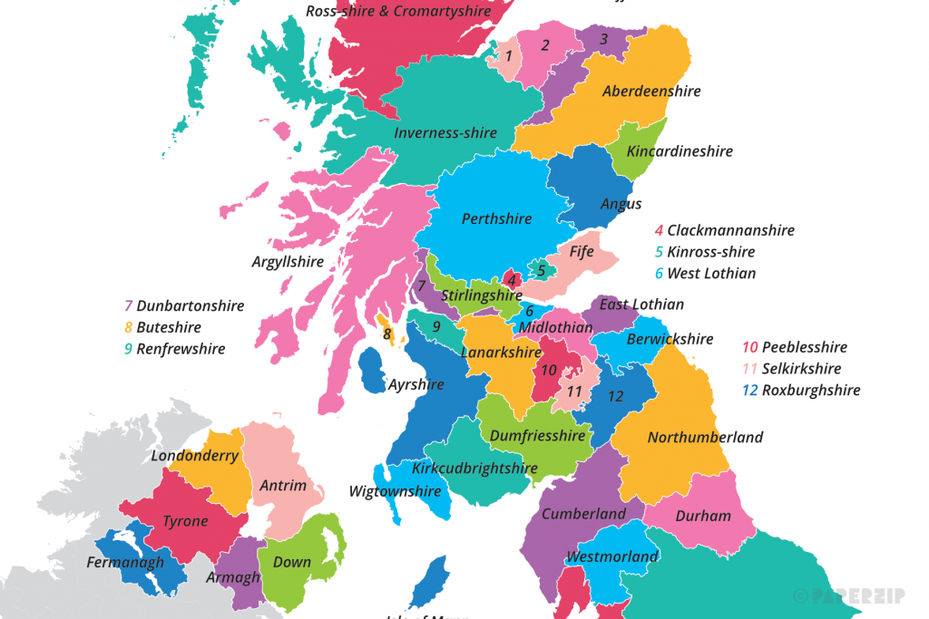 Uk Map Of Counties | Geography | Map, Printable Maps, Geography with regard to Printable Map Of Uk Counties