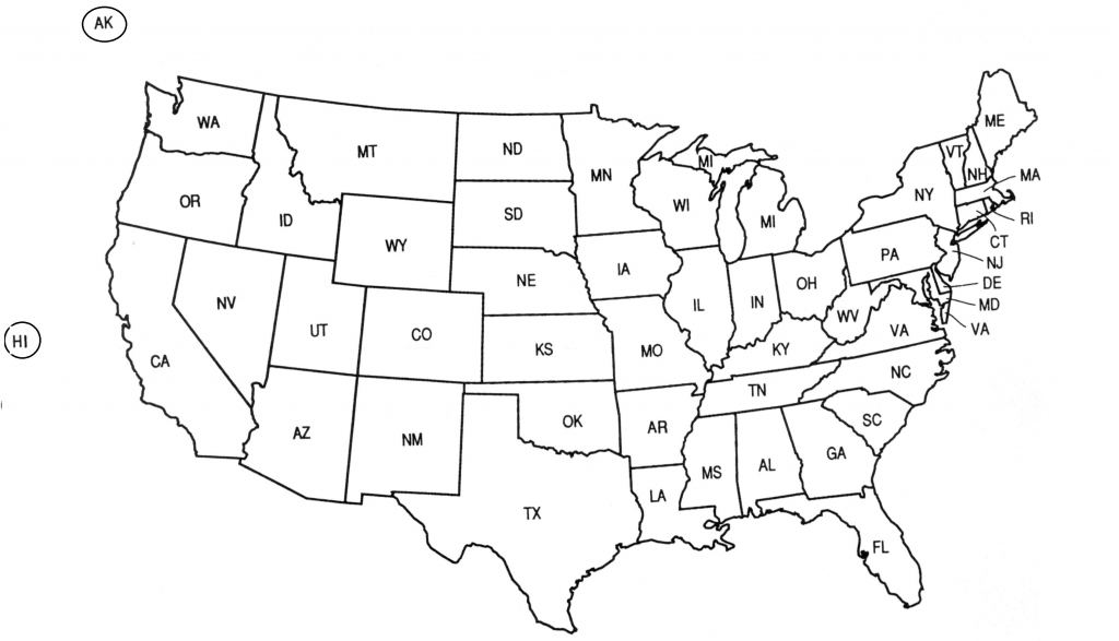 United States Map Quiz Printout Save Us State Map Quiz Printable Us inside Us Map Test Printable