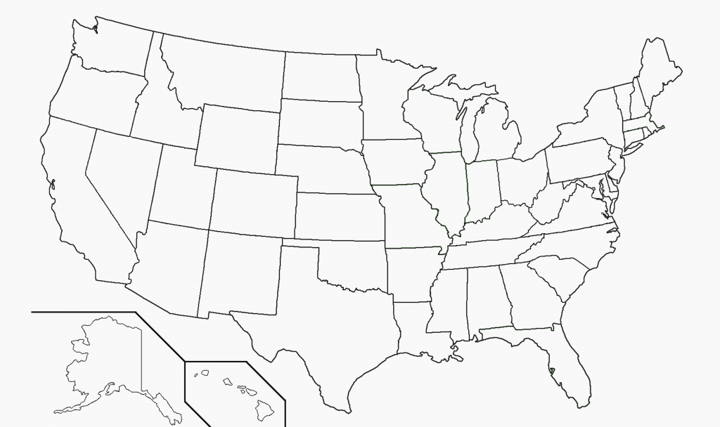 Us Blank Map With States Outlined New Relevant Us States Map within Map Of Us Blank Printable