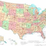 Us Map With California Highlighted Free Printable Usa Map States And Pertaining To Free Printable Usa Map