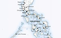 Vector Map Of Philippines Political | One Stop Map inside Printable Map Of The Philippines