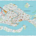 Venice City Map   Free Download In Printable Version | Where Venice Pertaining To Printable Map Of Venice Italy