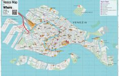 Venice City Map – Free Download In Printable Version | Where Venice pertaining to Street Map Of Venice Italy Printable