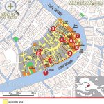 Venice Maps   Top Tourist Attractions   Free, Printable City Street Map Pertaining To Venice City Map Printable