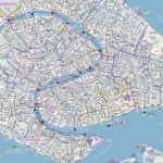 Venice Maps   Top Tourist Attractions   Free, Printable City Street Map With Regard To Venice City Map Printable