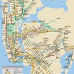 Vintage New York Subway Maps | New York City Subway Map Printable Regarding Printable Subway Map