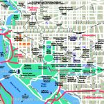 Washington Dc Maps   Top Tourist Attractions   Free, Printable City With Free Printable Map Of Washington Dc