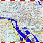 Washington Dc Maps   Top Tourist Attractions   Free, Printable City With Regard To Printable Street Maps Free