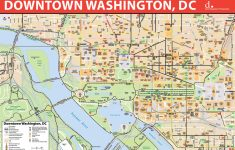 Washington Dc Printable Map And Travel Information | Download Free throughout Printable Map Of Washington Dc Sites