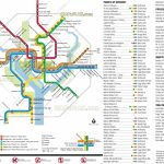 Washington Metro   Wikipedia   Printable Metro Map Of Washington Dc With Printable Washington Dc Metro Map