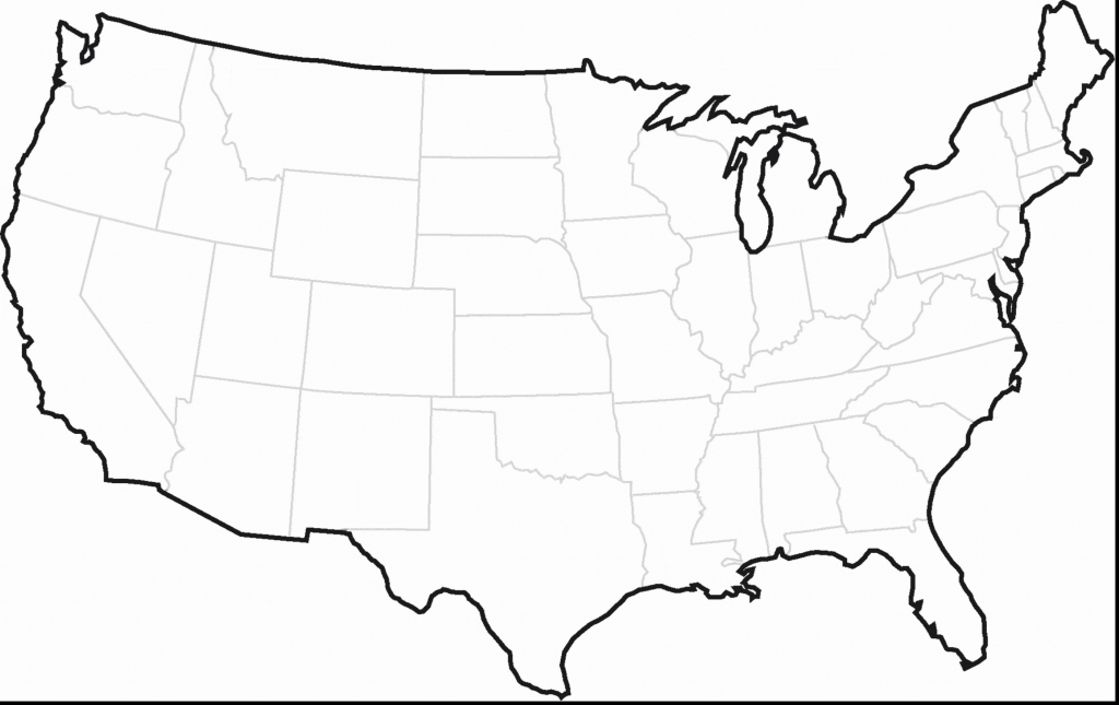 West Region Of Us Blank Map Unique South Us Region Map Blank Best regarding Western United States Map Printable