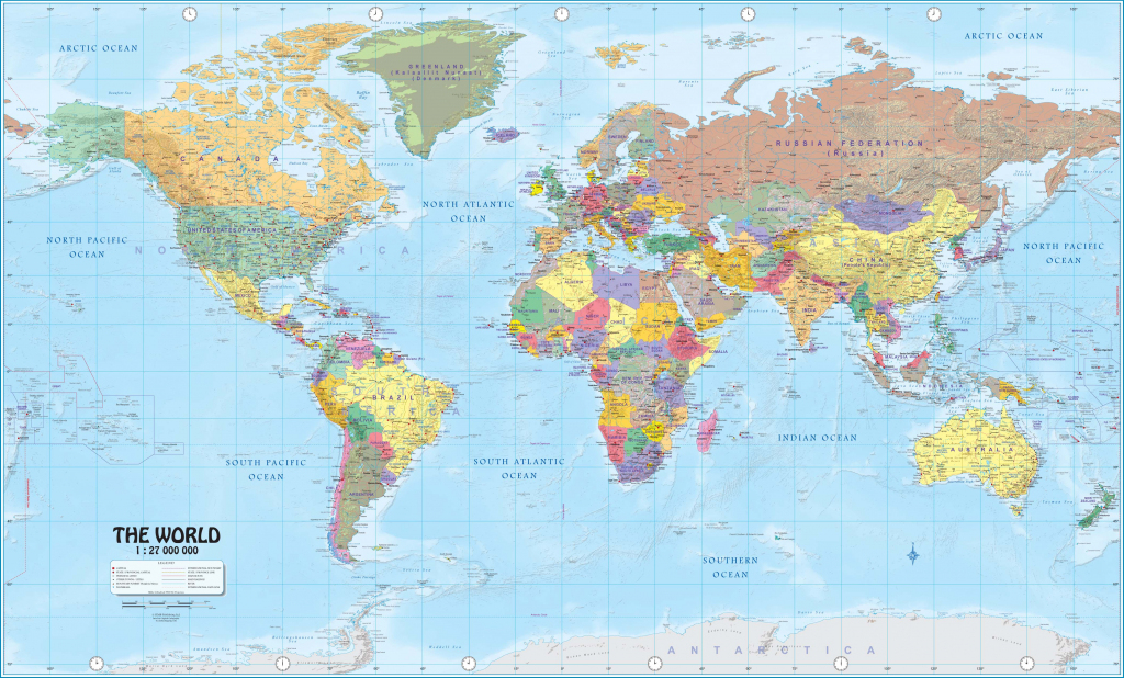 Win A World Map Jigsaw Puzzle | National Geographic Kids - National intended for National Geographic Printable Maps