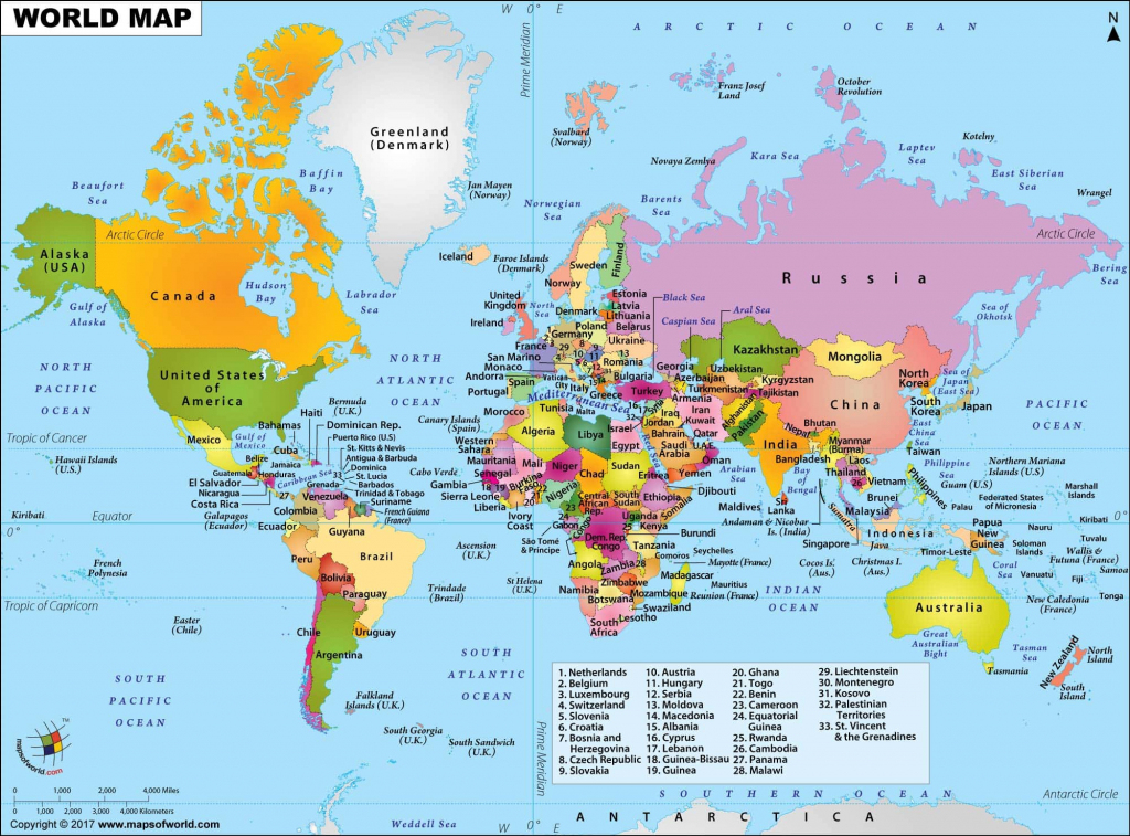 World Map Hd Picture, World Map Image with Free Printable World Map Poster