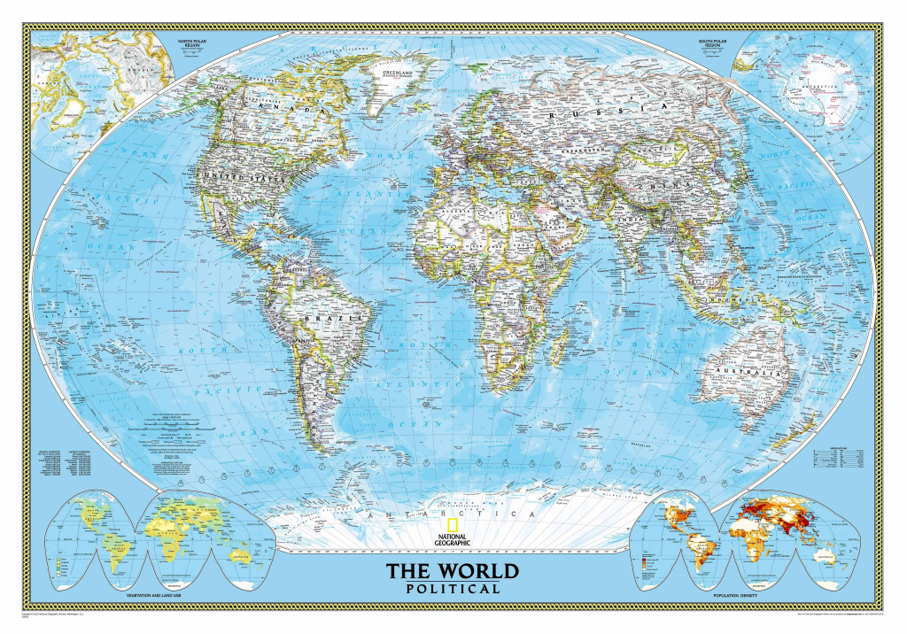 World Maps Free Online - World Maps - Map Pictures intended for World Maps Online Printable