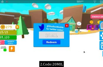 2 New Codes On Magnet Simulator (Roblox) 2019