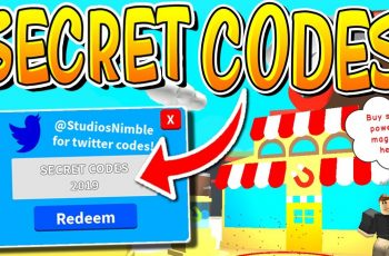 All Working Roblox Magnet Simulator Codes 2019!!!