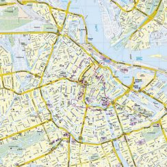 Large Amsterdam Maps For Free Download And Print | High